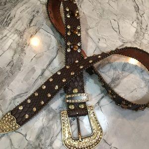 Bling belt